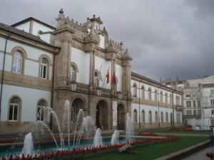 Pazo de San Marcos, sede da Deputación de Lugo