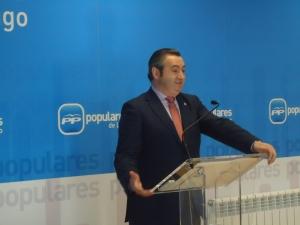 Balseiro Orol, secretario xeral do PPdeLugo