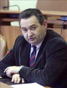 Balseiro durante a súa intervención na Comisión de Ordenación do Territorio
