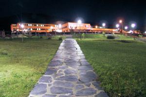 Frente do Hospital da Costa