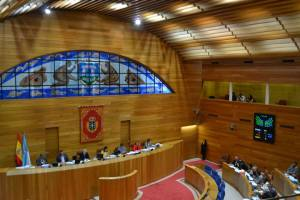Pleno do Parlamento