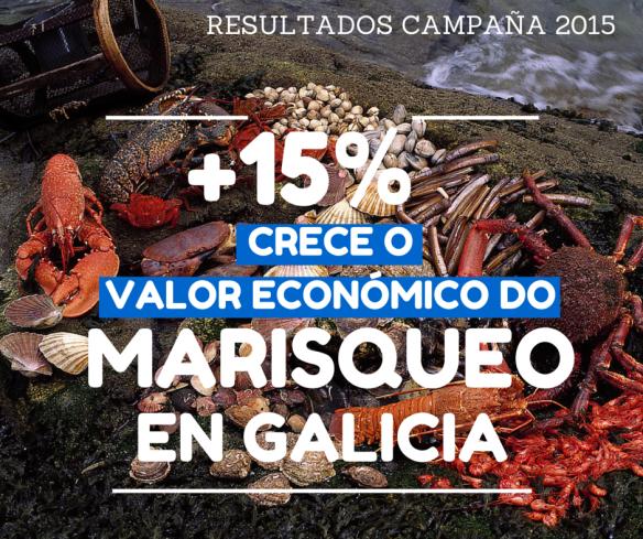 Marisqueo Campaña 2015